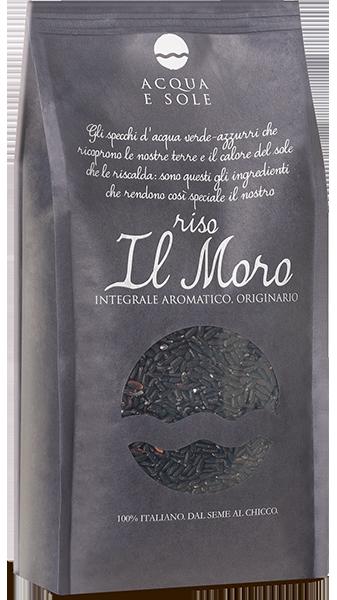 Original Aromatic Whole Grain Rice, Il Moro