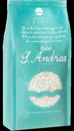 Riso Sant'Andrea Classico 1 - Riso Acqua e Sole