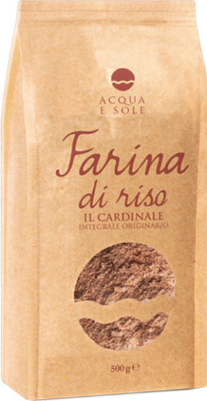 Whole Original Il Cardinale Rice Flour
